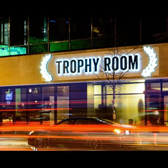 Winners Network at the Trophy Room River North
