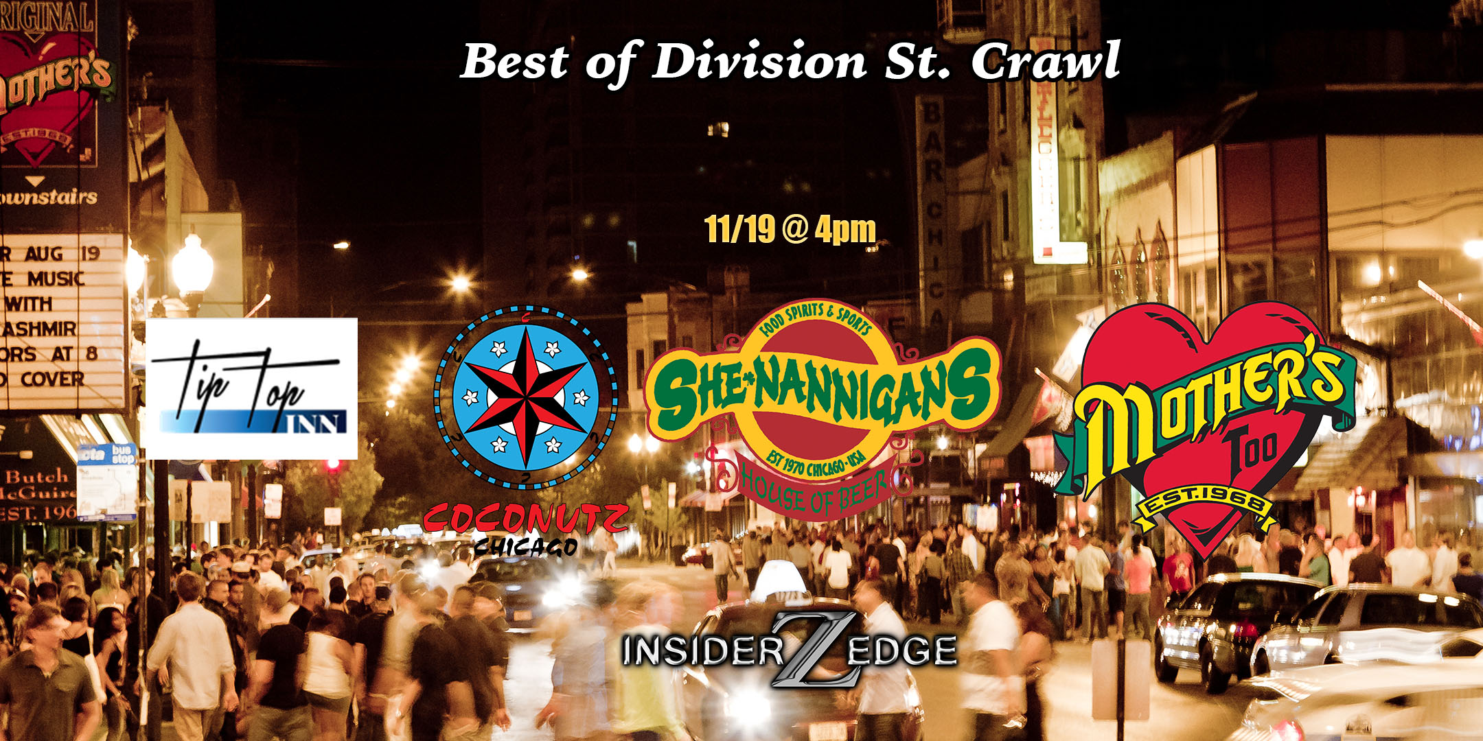 The Best of Division Street Crawl