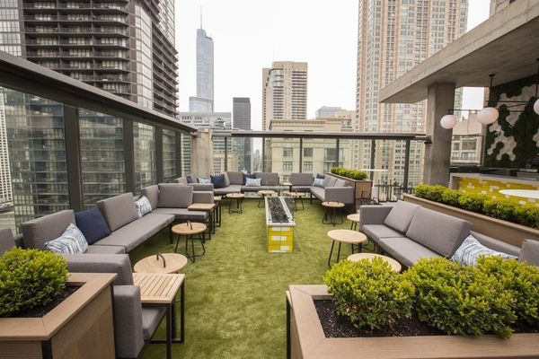 June 1st, Take Your Networking to New Heights at Apogee Rooftop!